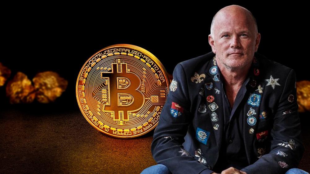 El inversionista Mike Novogratz dice que el mercado del Bitcoin está evolucionando de manera positiva