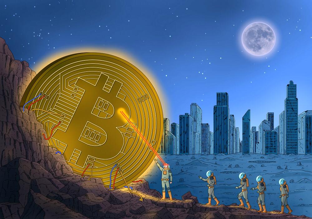 """5 lý do Bitcoin mãi """"mắc kẹt"""" dưới ngưỡng 50.000 USD"""