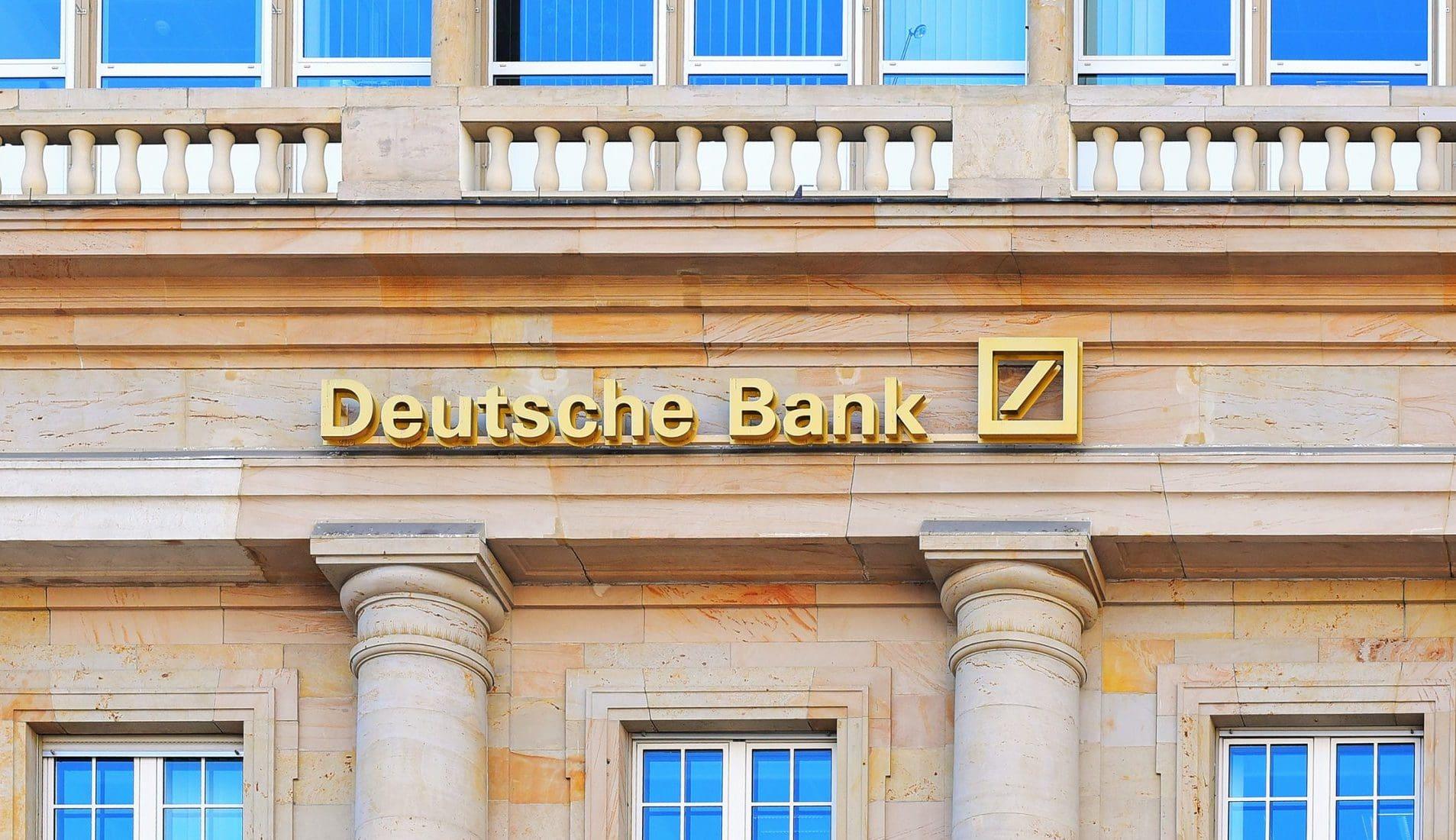 Deutsche Bank: Bitcoin als das Gold des 21. Jahrhundert | BTC-ECHO