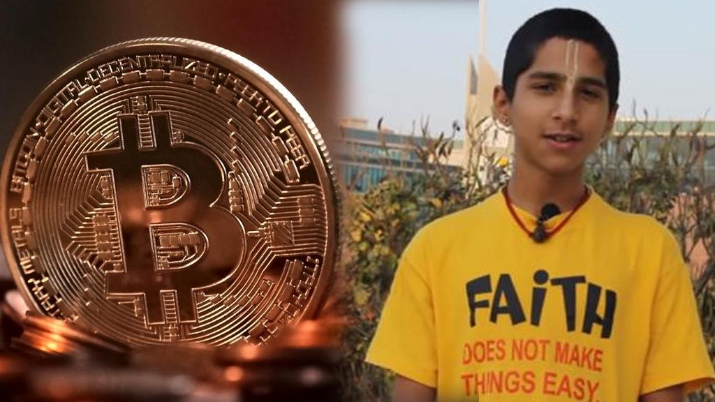 印度神童阿南德預言:比特幣將在 11/21 漲破新高,隨後暴跌甚至泡沫破滅