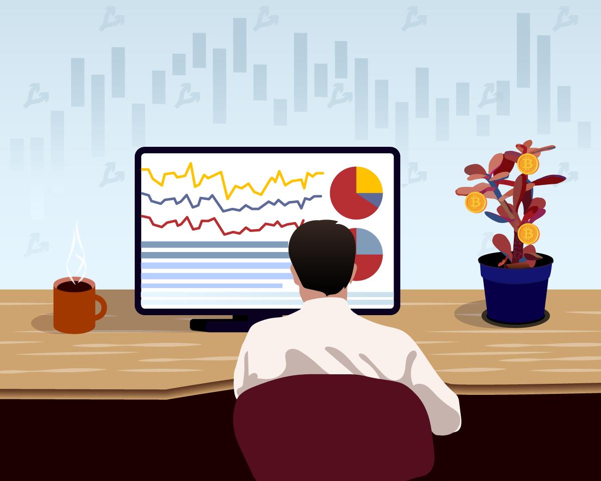Трейдер описал сценарий движения цены биткоина к отметкам выше $50 000