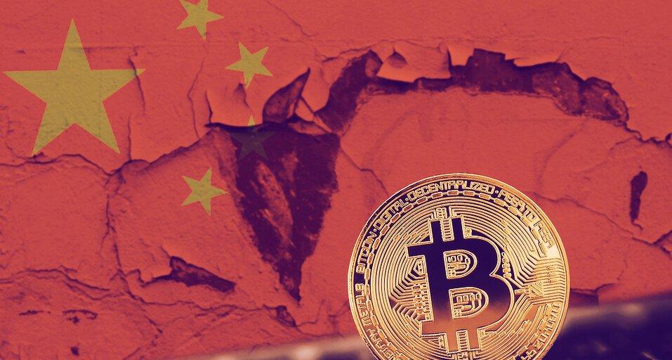 Chinese Crypto Investors Blocked From CoinGecko, TradingView