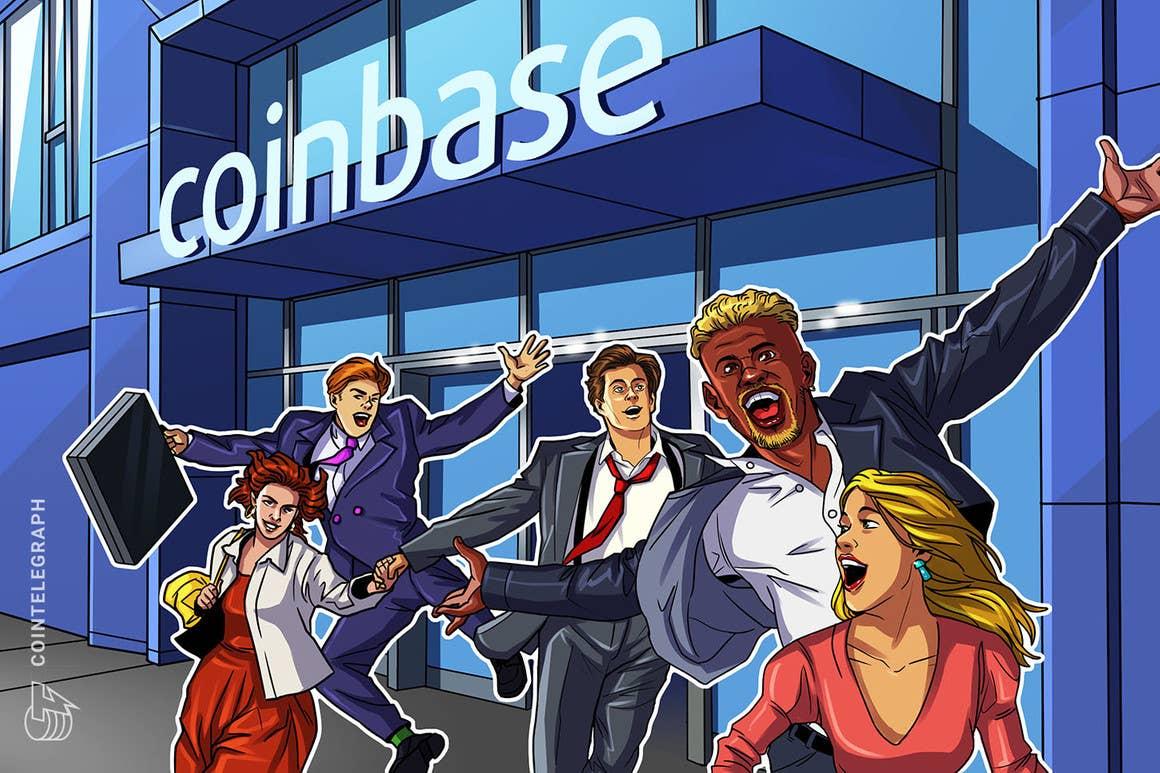 Coinbase-Nutzer in USA können Gehaltsscheck direkt auf Konto einzahlen