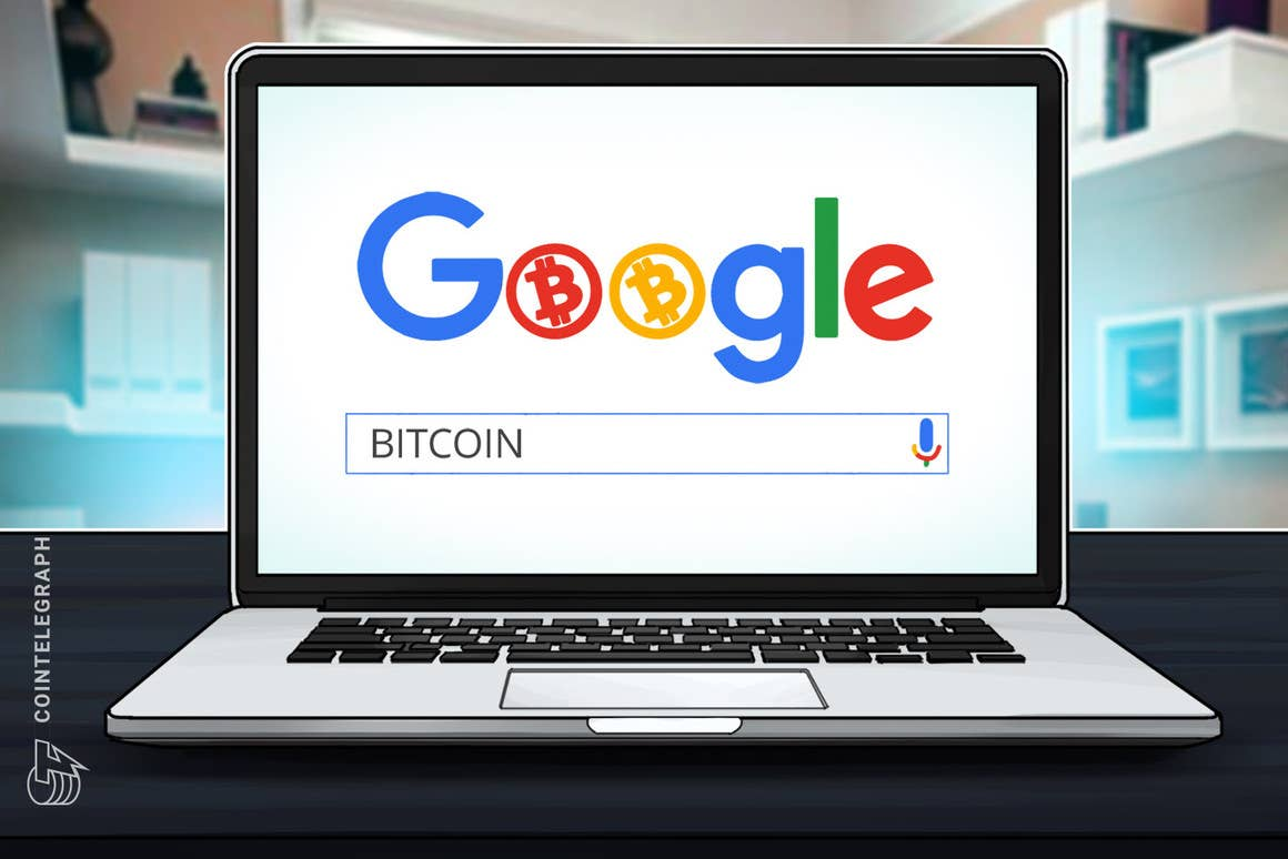 Beliebtester Bitcoin-Trendindikator: Google wird 23