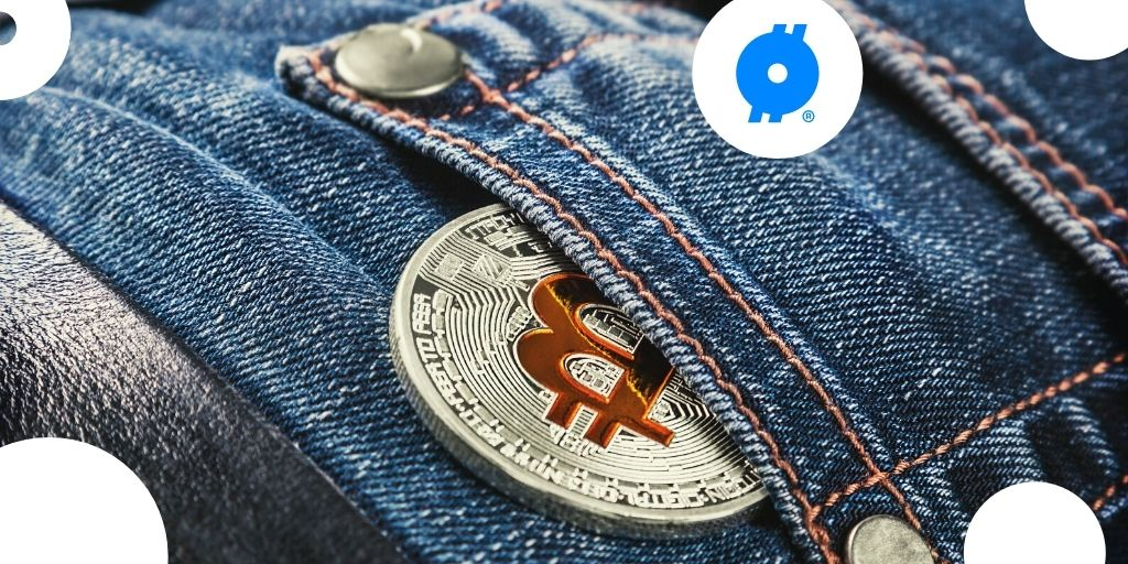 Scoor je spijkerbroek bij de Score met Bitcoin, Ethereum en Litecoin