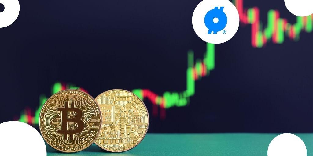 Analyse: Bitcoin maakt het spannend, weerstand op 50.000 euro