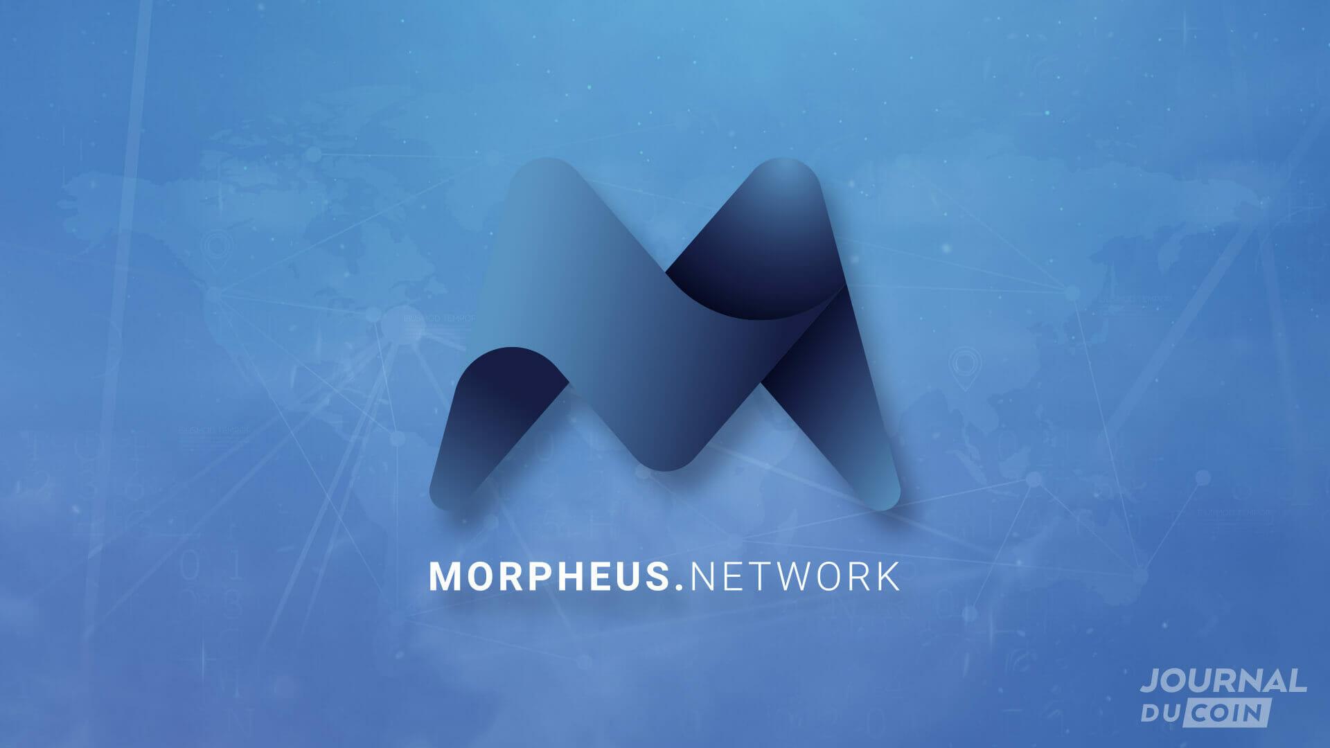 Morpheus.Network : Les victoires s'enchaînent pour le champion restylé de la logistique blockchain