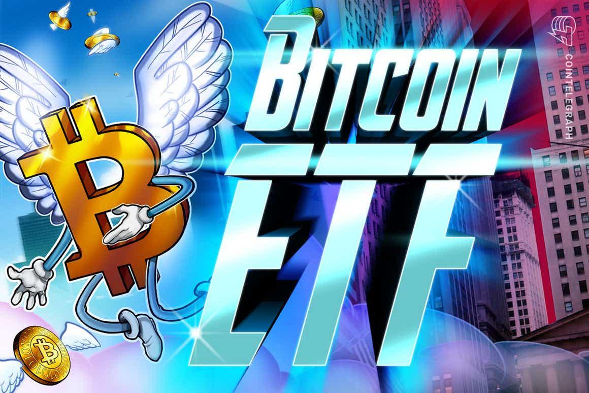 Bloomberg: SEC wird nächste Woche ersten Bitcoin-ETF genehmigen