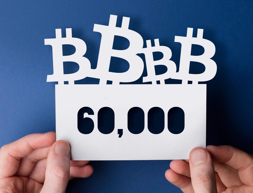 ¡Bitcoin supera los 60K! Mira aquí hacia dónde se dirige BTC y la razón detrás de la subida