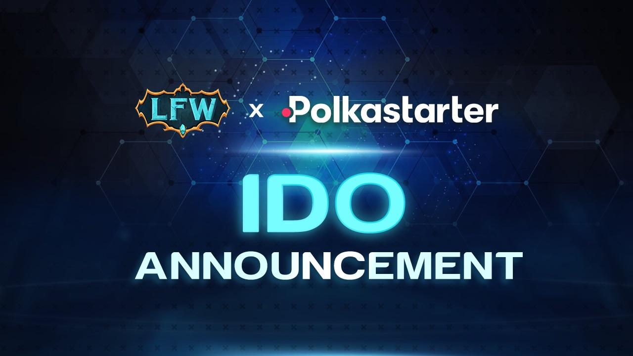 Legend of Fantasy War – Game 3D nhập vai sinh động sẽ IDO trên Polkastarter vào ngày 28/10