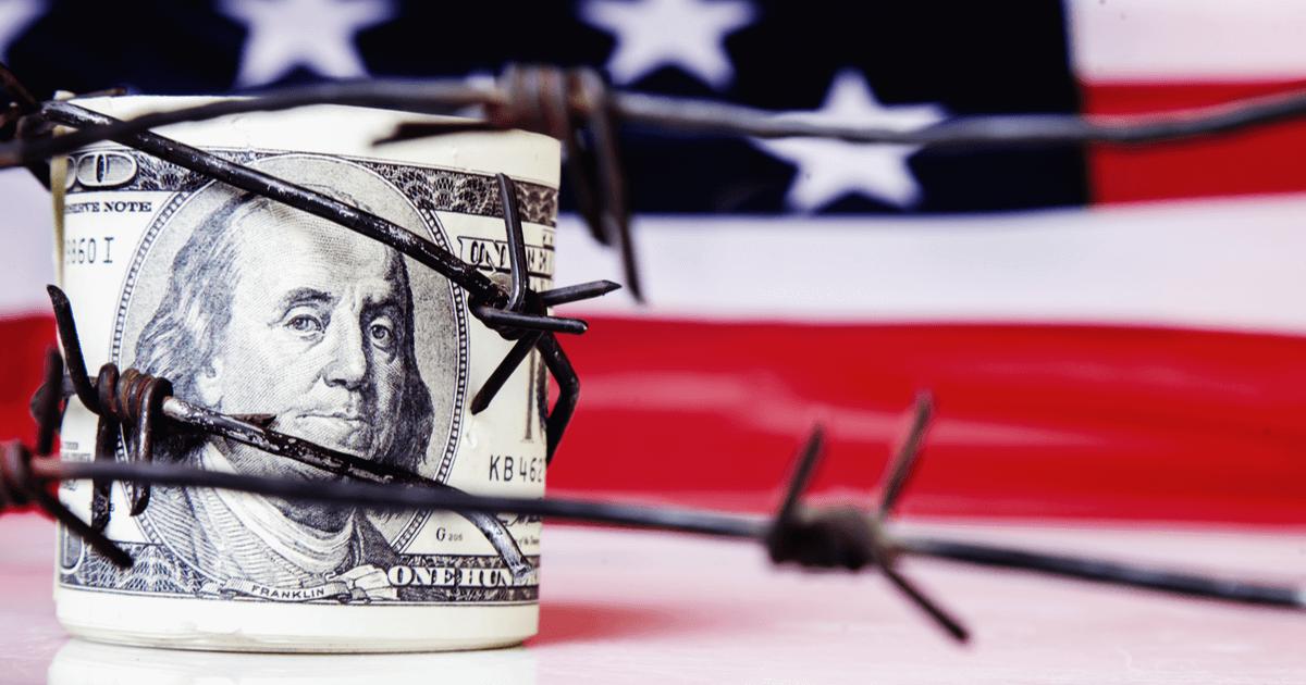 米財務省、仮想通貨制裁回避の防止ガイダンスを発表