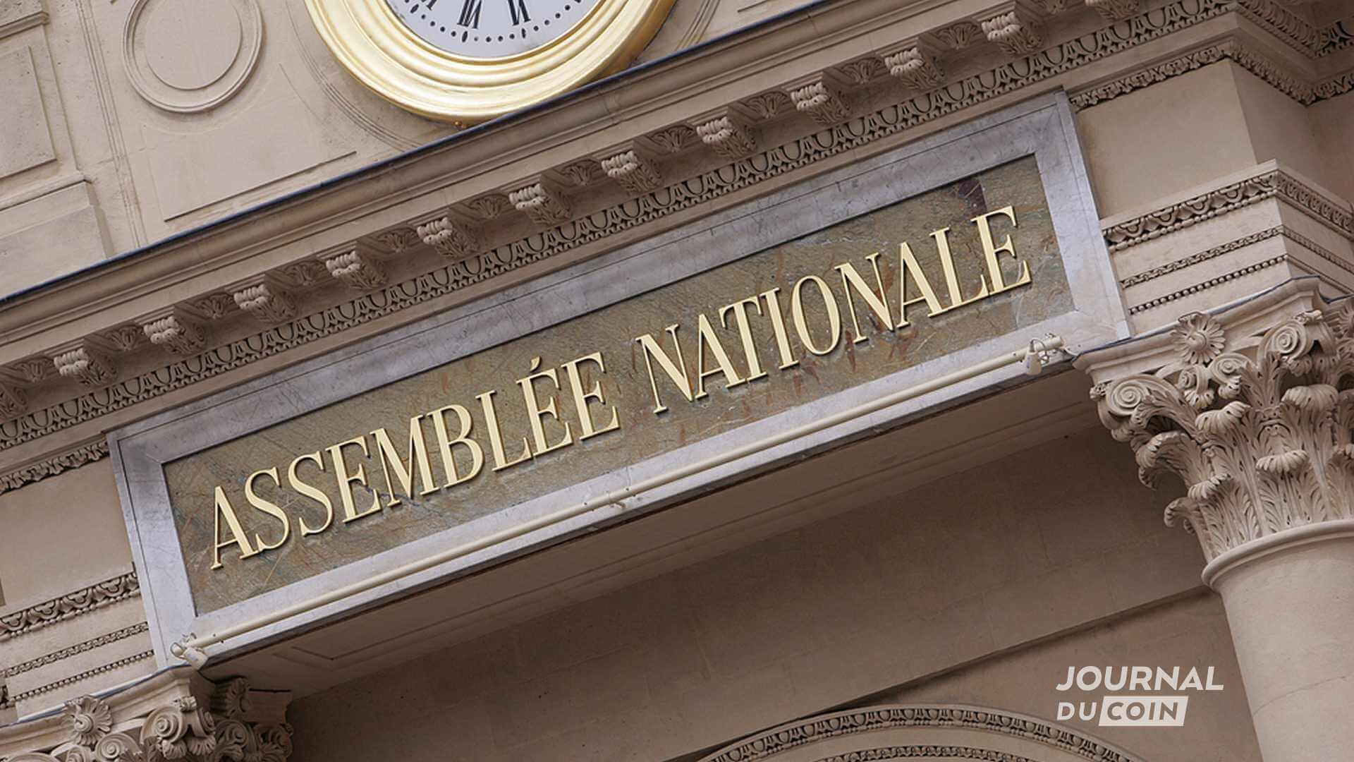 Loi de Finance 2022 : le jour où l'Assemblée Nationale a tourné le dos aux cryptomonnaies