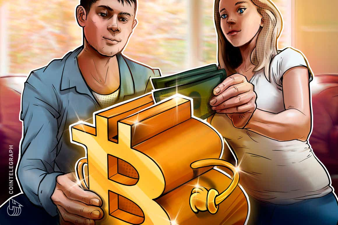 """Los salvadoreños venden """"muchos más"""" dólares estadounidenses para comprar Bitcoin"""