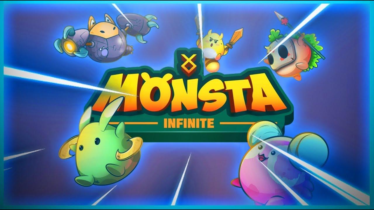 "Conheça Monsta Infinite, o ""Axie infinity"" na rede da Binance"