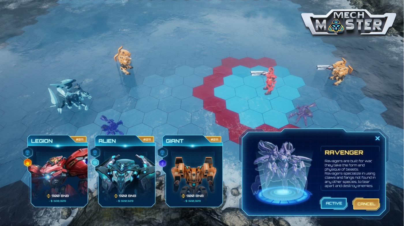 Bước vào thế giới gameplay của Mech Master: Battle, Moonland, Dark Matter và hơn thế nữa
