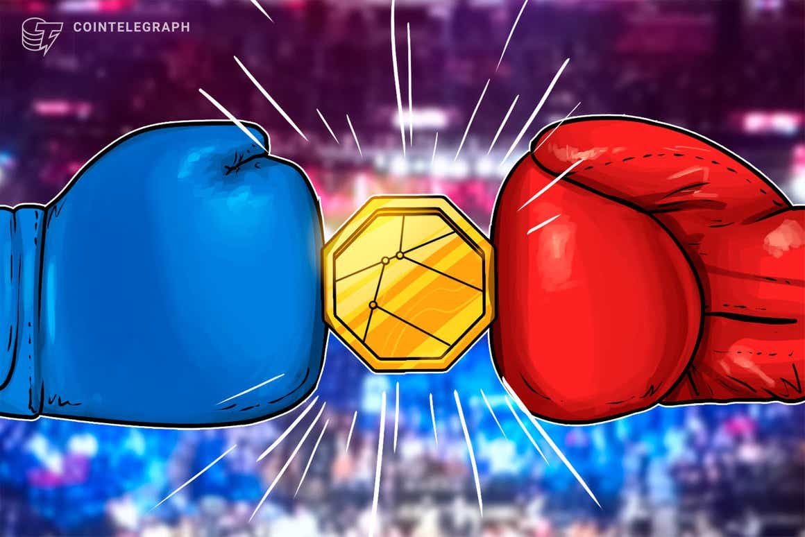 Crypto traders fight in WBS Dubai for Amir Khan's charity boxing match