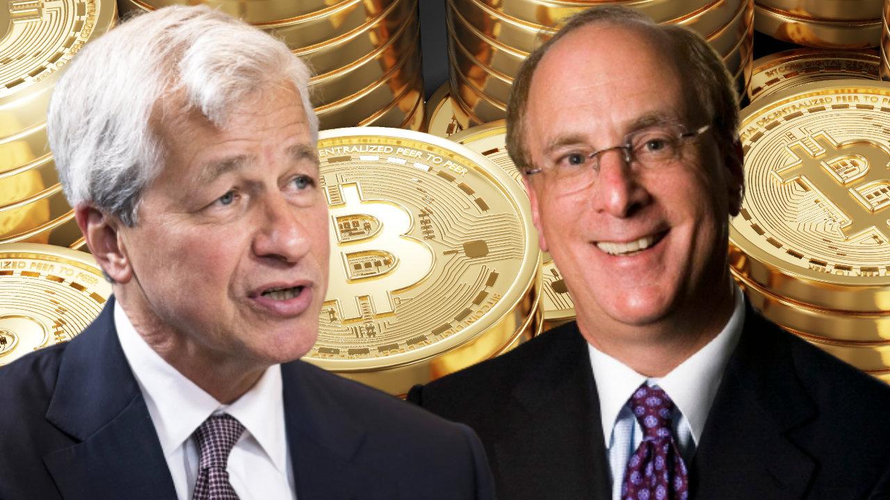 Giám đốc điều hành Blackrock đồng ý với ông chủ JPMorgan Jamie Dimon về Bitcoin, cho thấy 'vai trò to lớn đối với tiền tệ số hóa'