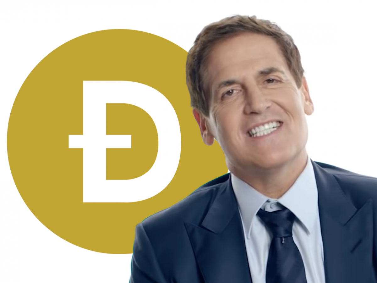 Mark Cuban Defends Dogecoin Against Bitcoin Maximalists