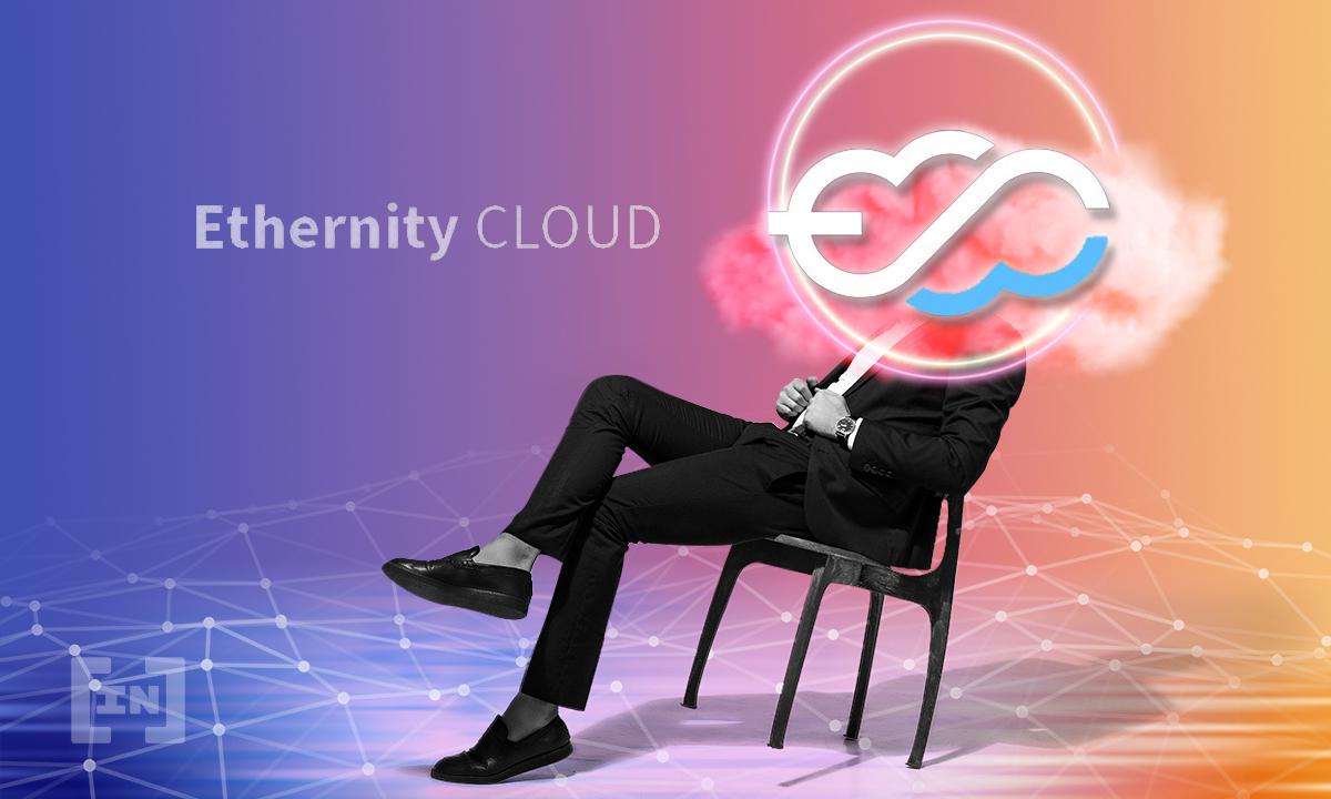 Venda pública do token Ethernity CLOUD é um sucesso