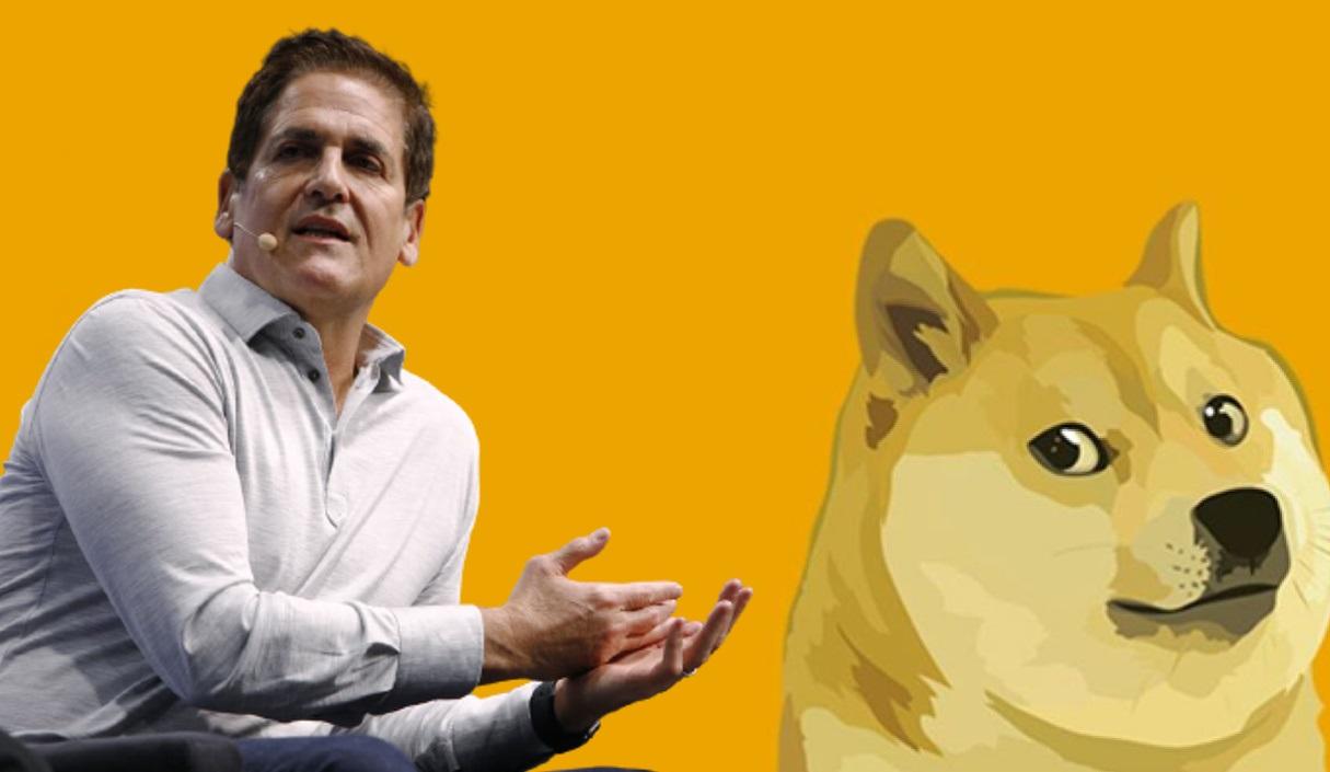 มหาเศรษฐี Mark Cuban ออกมาปกป้อง Dogecoin จากการแซะของพวก Bitcoin Maximalist