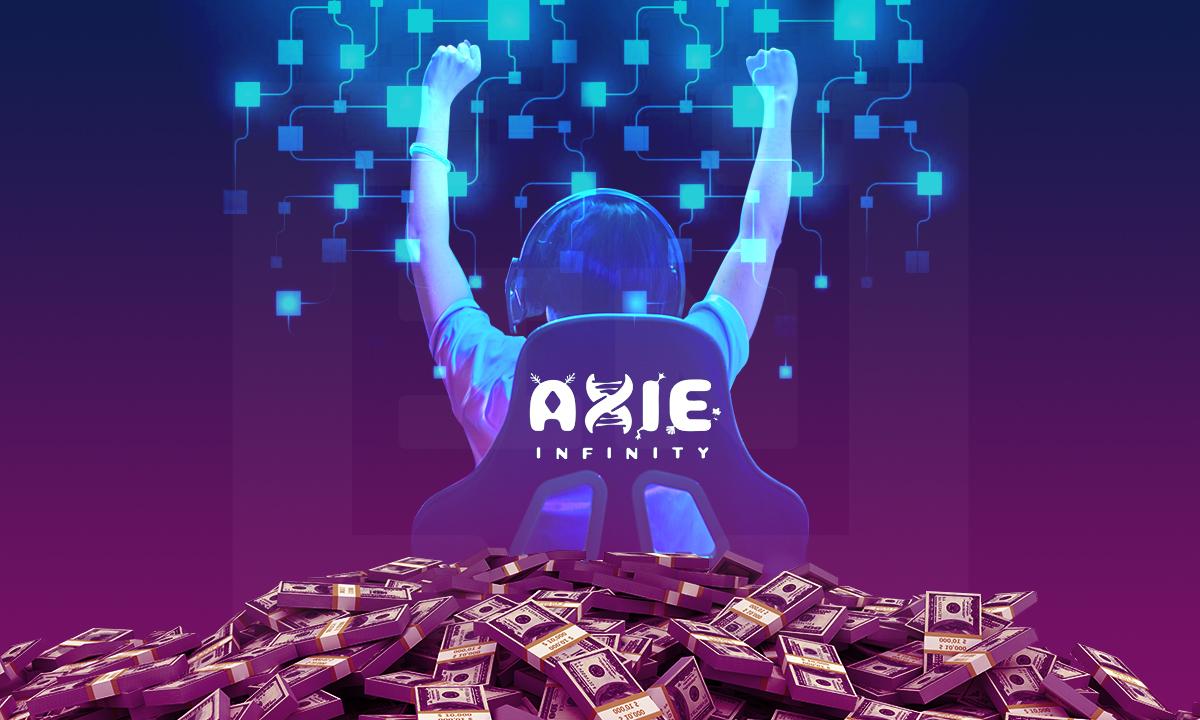 Axie Infinity lidera ranking NFT do DappRadar