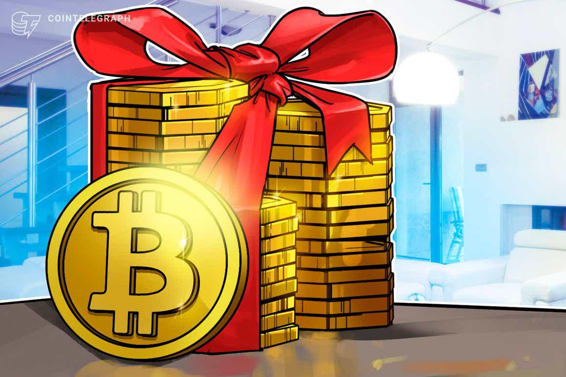 Bambina brasiliana realizza un profitto del 6.500% dal suo investimento in Bitcoin