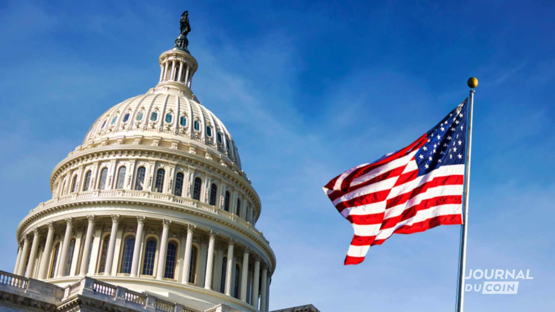 Bitcoin sous le Capitole : l'ère du crypto-lobbying a commencé