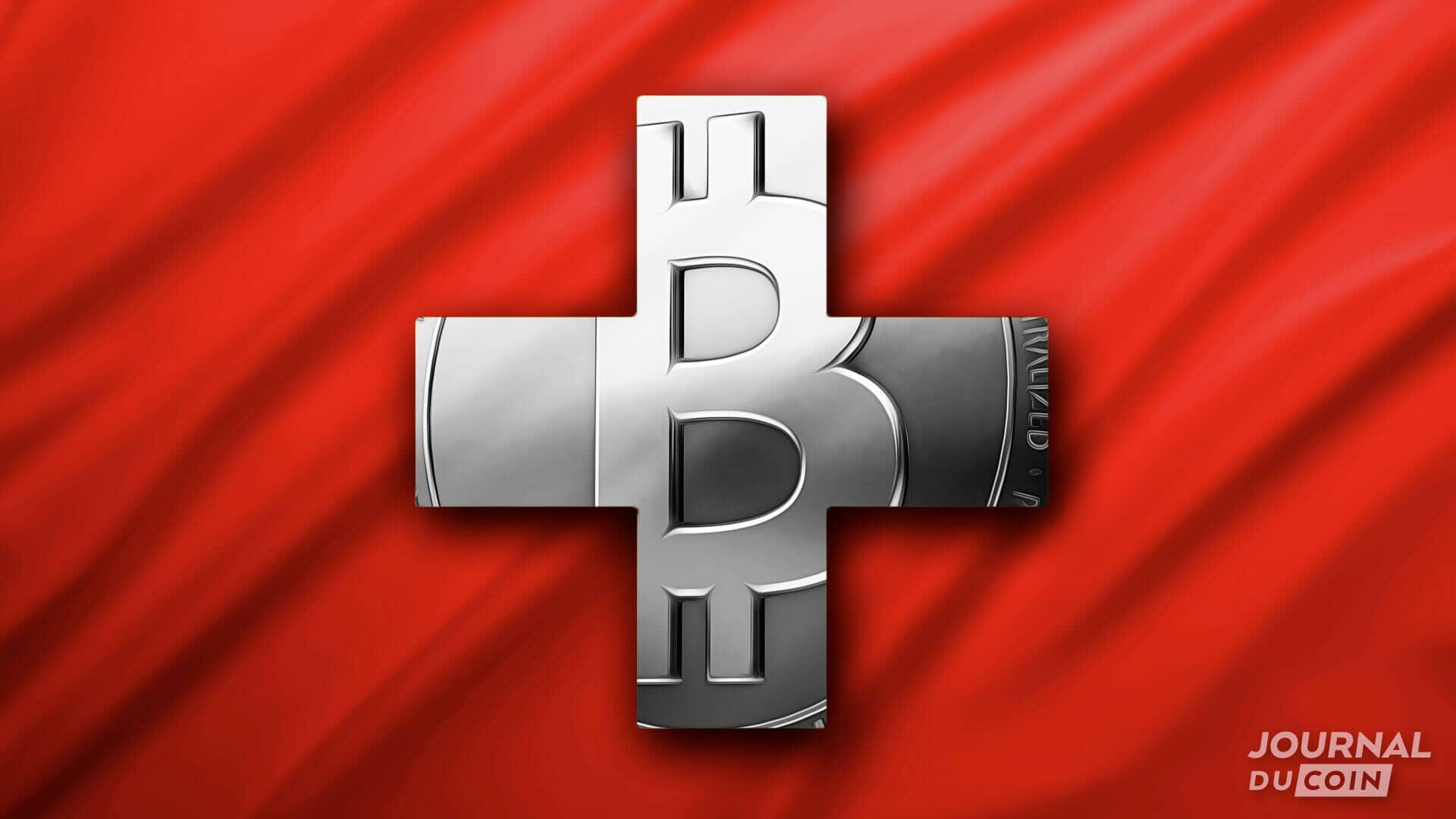 La banque Suisse qui vous versera des dividendes en bitcoins (BTC) et ethers (ETH)