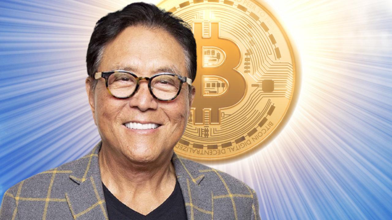 """Robert Kiyosaki, tác giả của """"Bố giàu, bố nghèo"""", thấy tương lai tươi sáng của Bitcoin, và đang có kế hoạch mua them Bitcoin trong đợt pullback tiếp theo"""