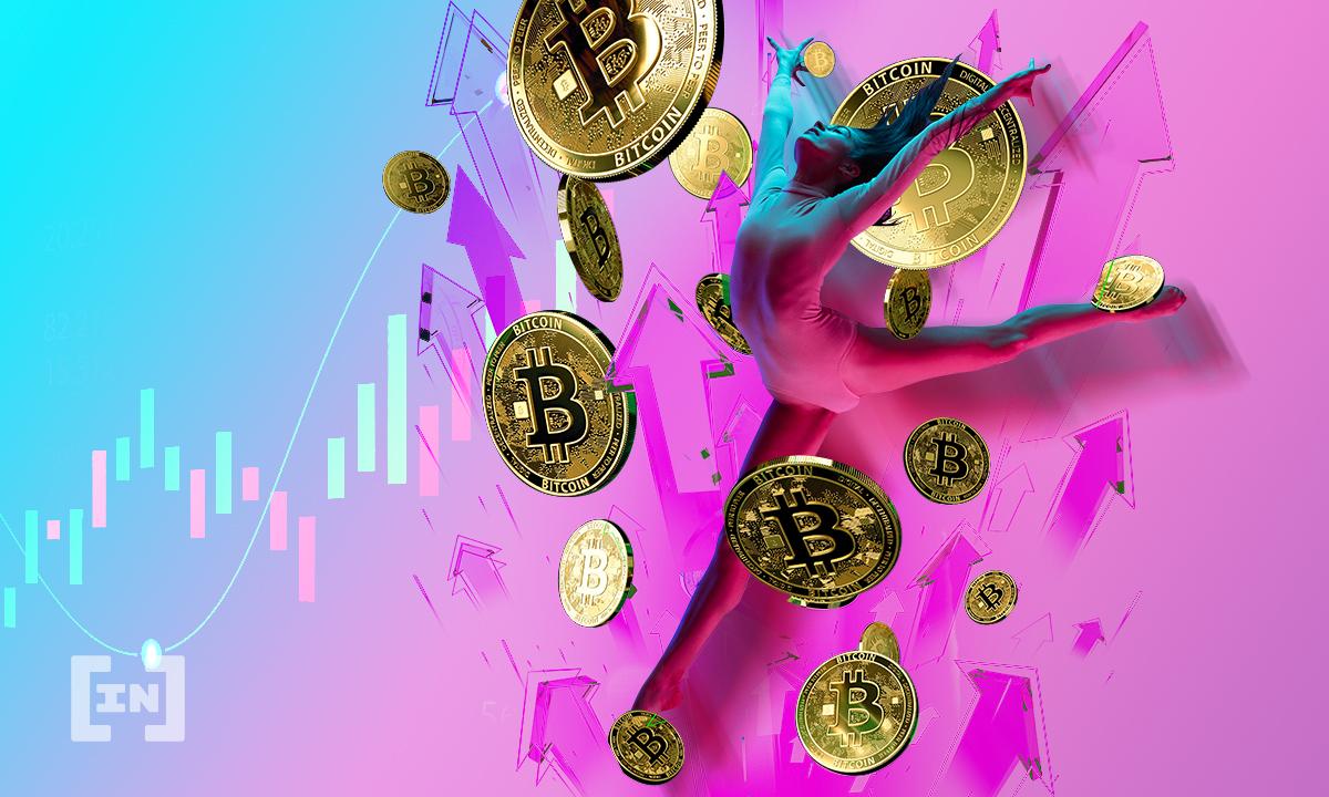 Bitcoin (BTC) perto de atingir máxima histórica