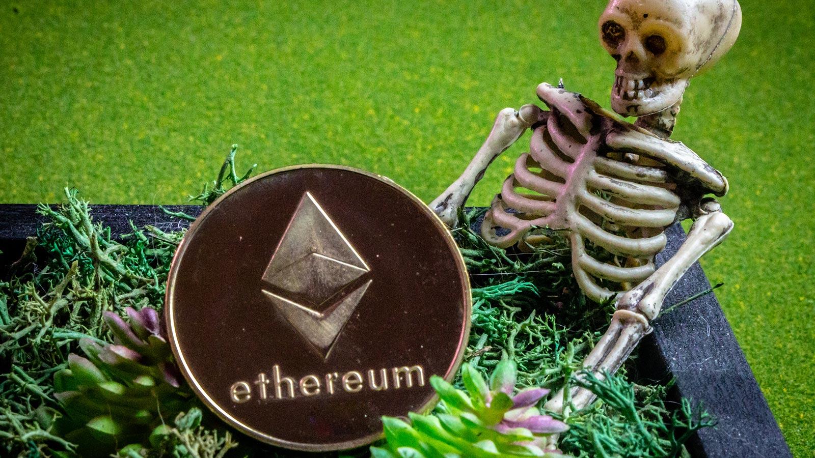 Usuários de Ethereum pagaram R$ 5,5 bilhões em taxas nos últimos 30 dias