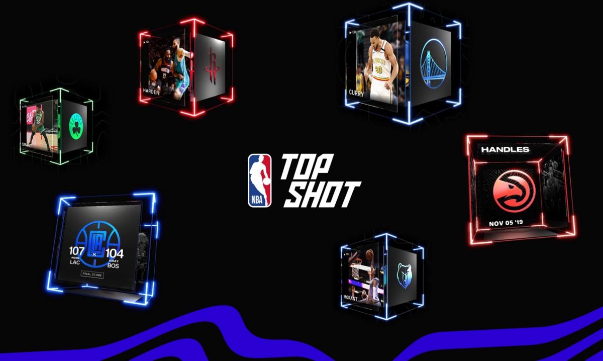 Объем торгов NFT на площадке NBA Top Shot достиг 4,5 млн. долларов