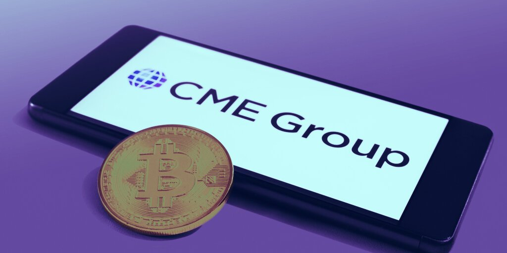 Bitcoin Futures Open Interest Hits Record High on CME