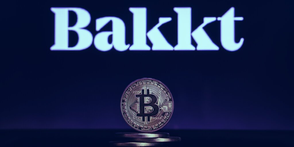 Bitcoin Company Bakkt Closes First Day of Trading Down 6.4%