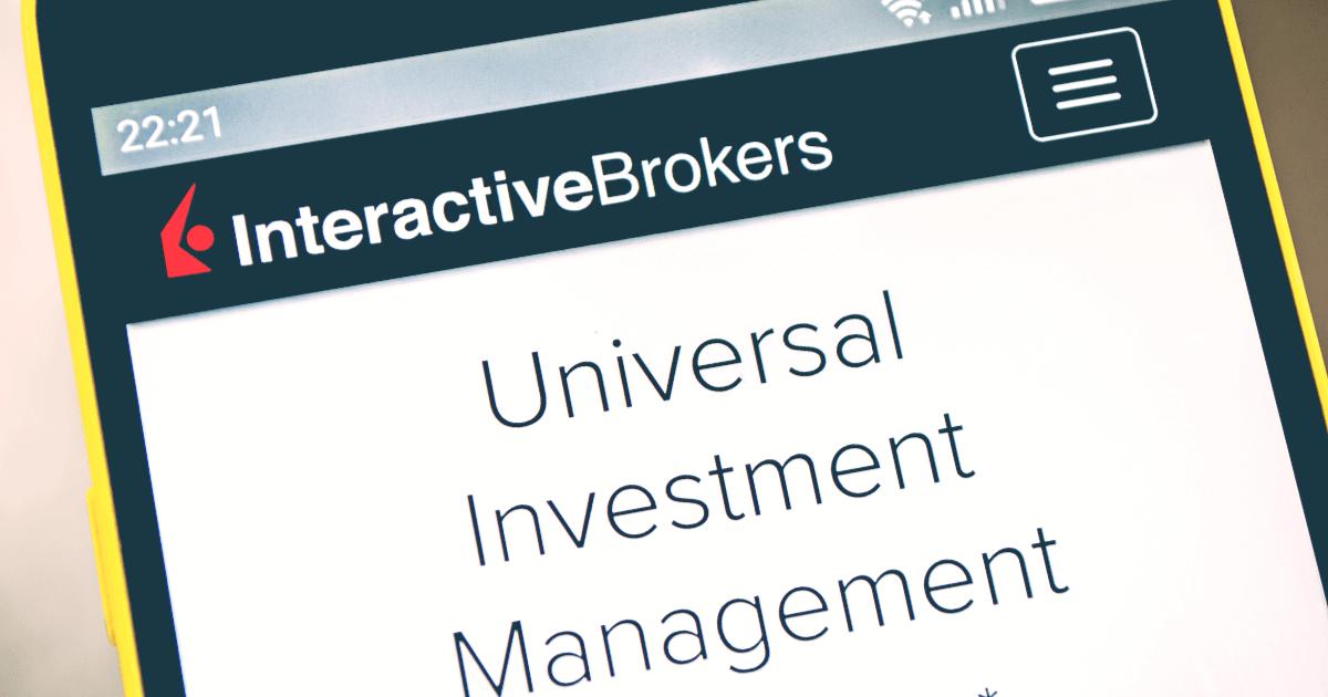 米大手証券会社Interactive Brokers、投資アドバイザーに仮想通貨取引サービス提供