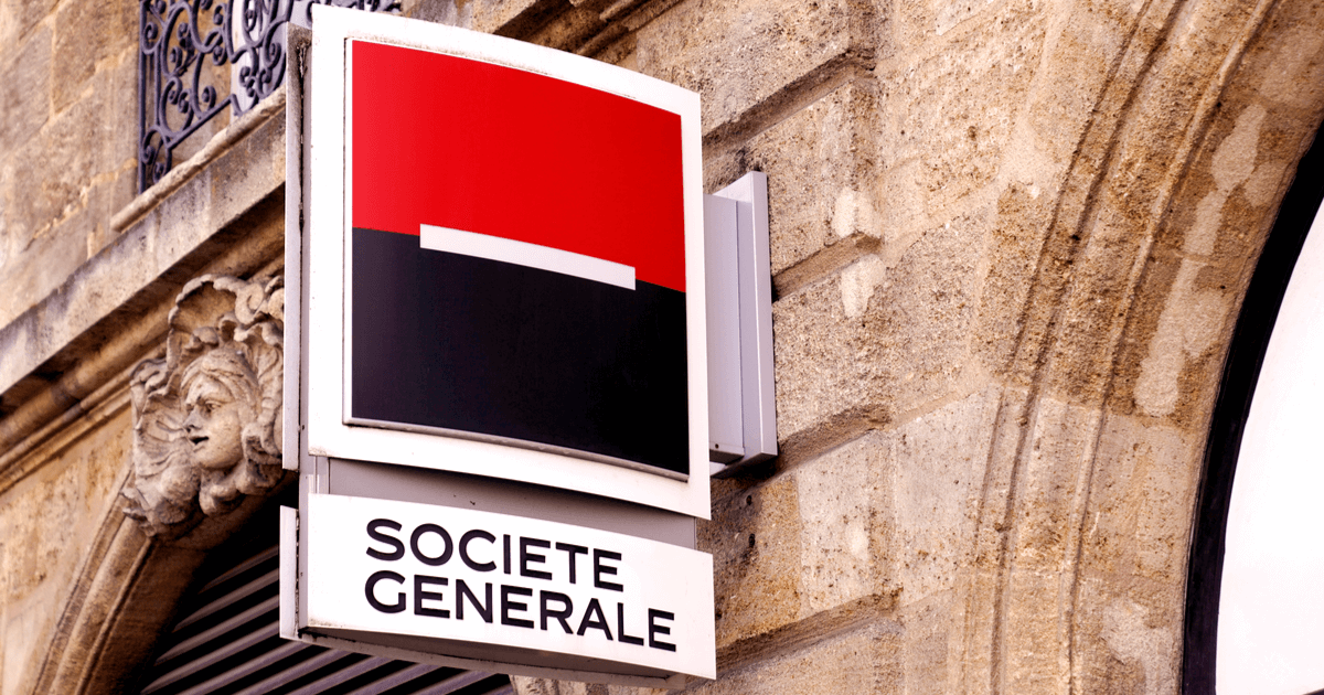 仏メガバンク「Societe Generale」、仮想通貨カストディ企業の買収を検討か=報道