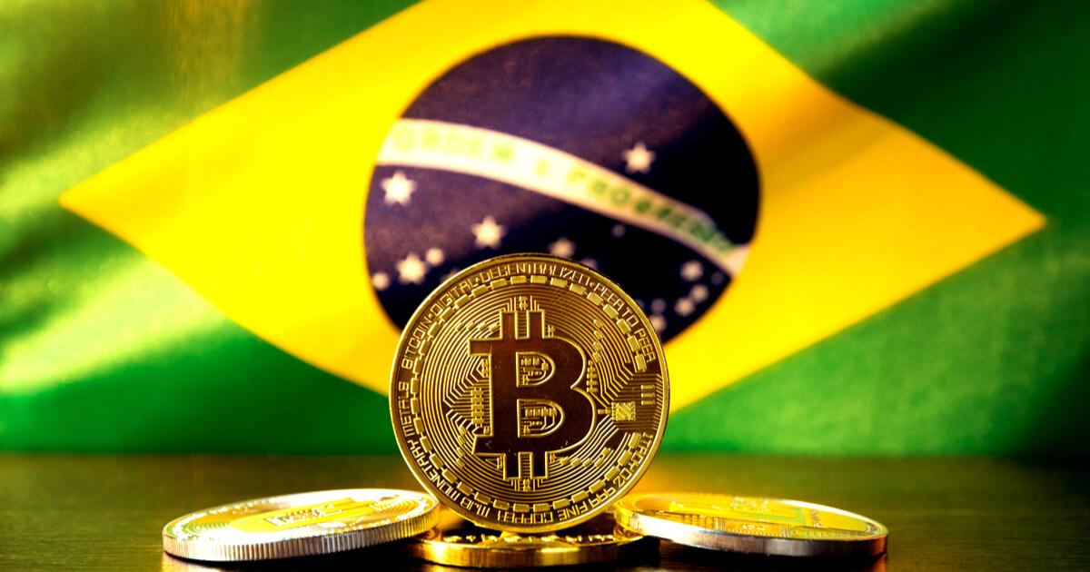 ブラジルで仮想通貨投資のブーム続く 中央銀行のデータ発表