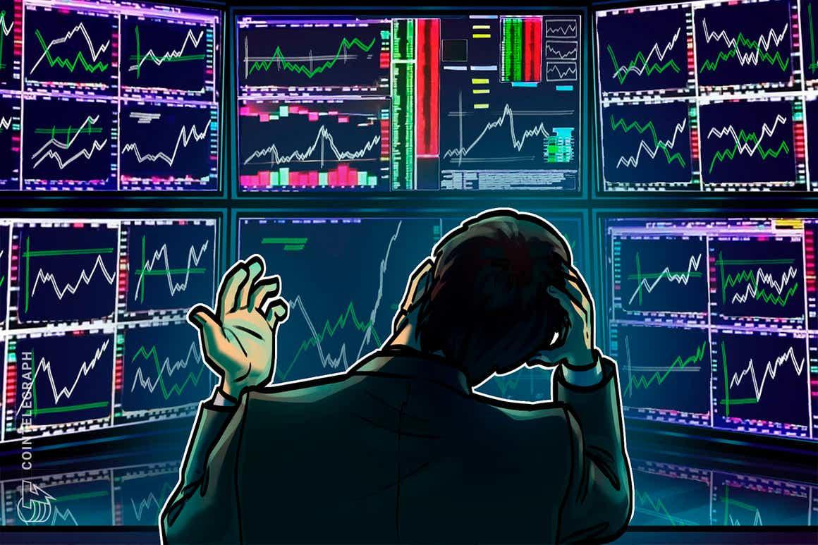 デジタル資産プラットフォームのバックト、6%超の下落で上場初日の取引終える