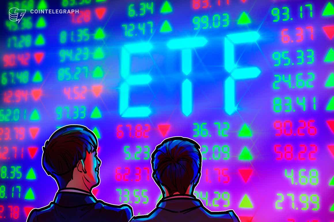 ETF de Bitcoin da ProShares estreia na Bolsa de Nova York e leva o preço do BTC para mais de US$ 63 mil