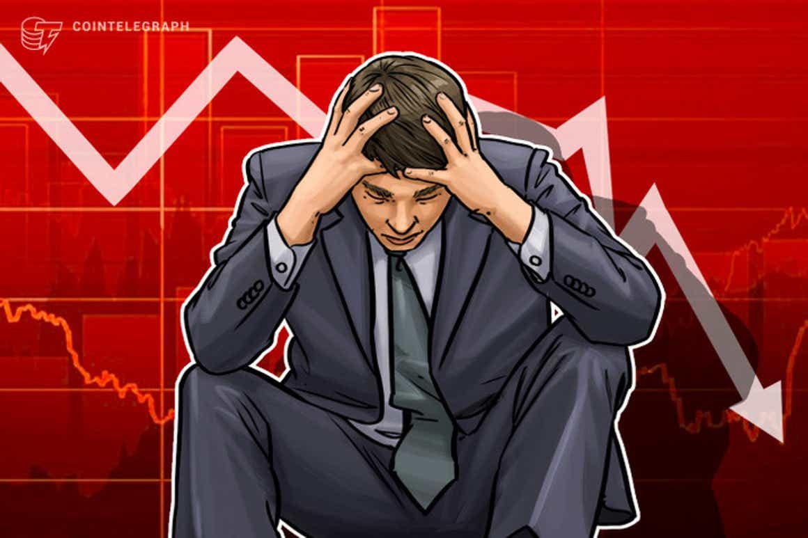 Mesmo com alta do Bitcoin e otimismo geral, três tokens têm semana de desvalorização de até 27%: FLOW, MIOTA e OHM