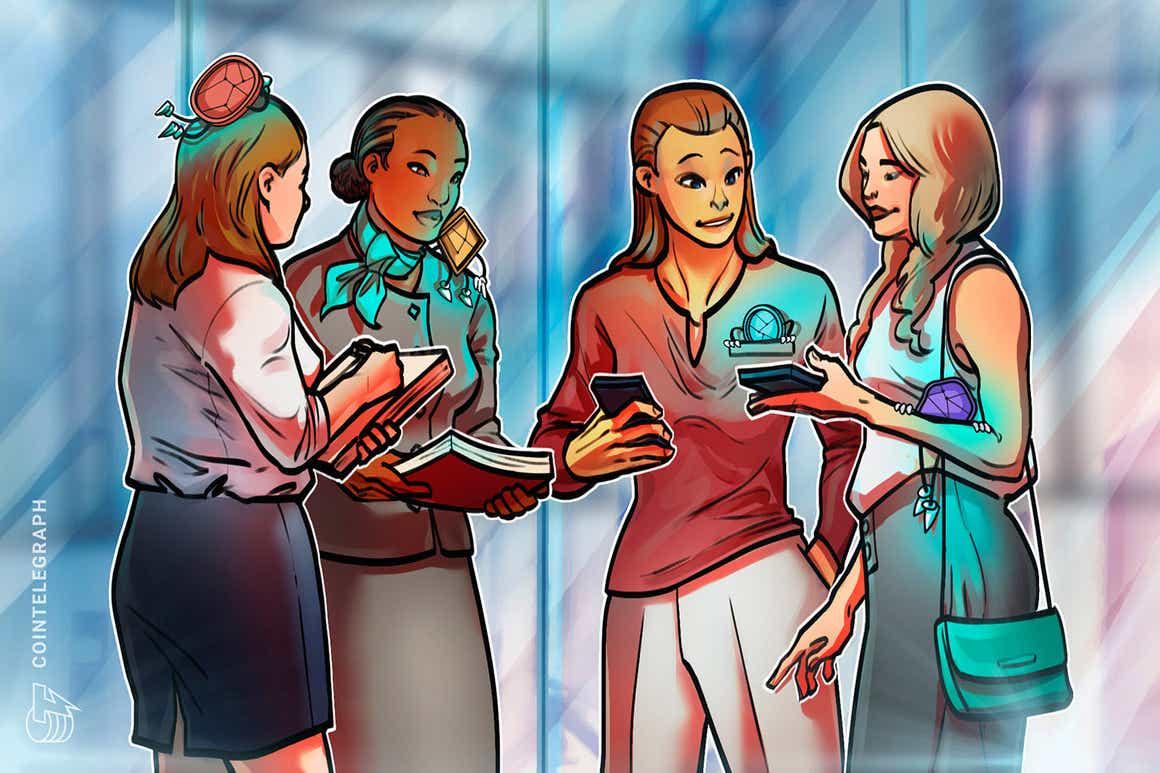 Los NFT de mujeres empoderadas pretenden impulsar la participación femenina en el espacio de las criptomonedas