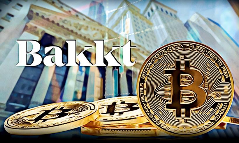 Bitcoin Şirketi Bakkt'ın Hisseleri, İlk Ticaret Gününü %6.4 Düşüşle Tamamladı