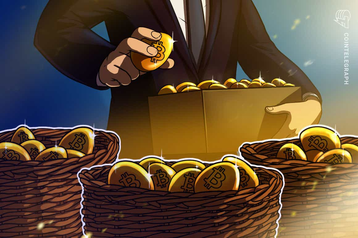 Chainalysis adicionará Bitcoin ao seu balanço patrimonial