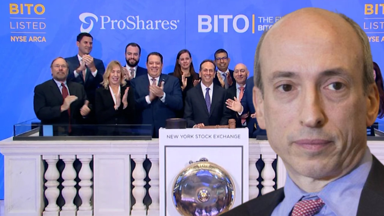 Gary Gensler Explains Why SEC Approves a Bitcoin Futures ETF