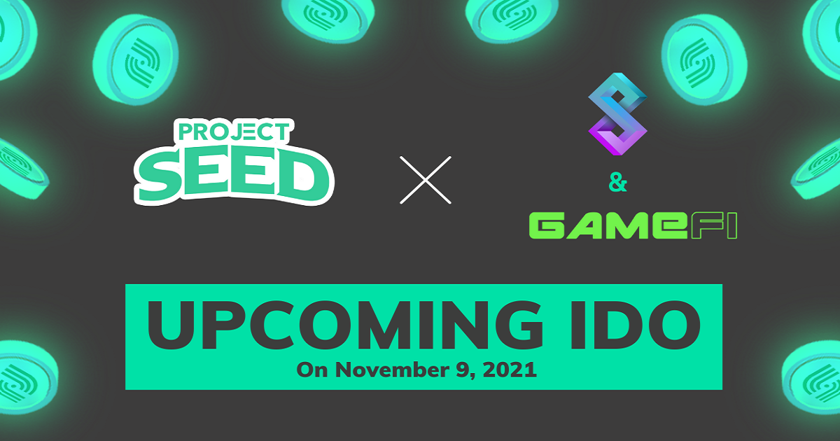 Project SEED จะเปิดขาย Public Token Sale วันที่ 9 พฤศจิกายนนี้