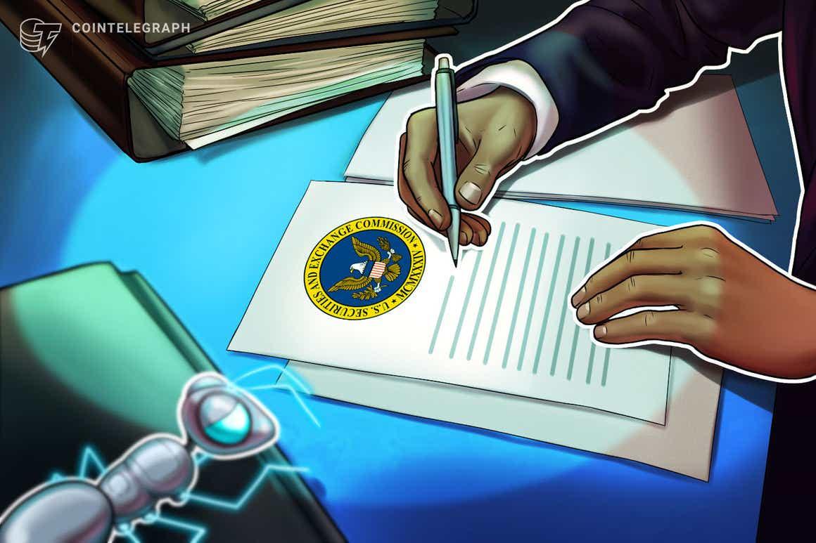 Presidente della SEC risponde alle preoccupazioni sul primo ETF legato al Bitcoin