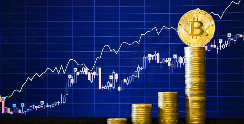 Bitcoin : clôture journalière record (en dollars) et record historique (en euros)