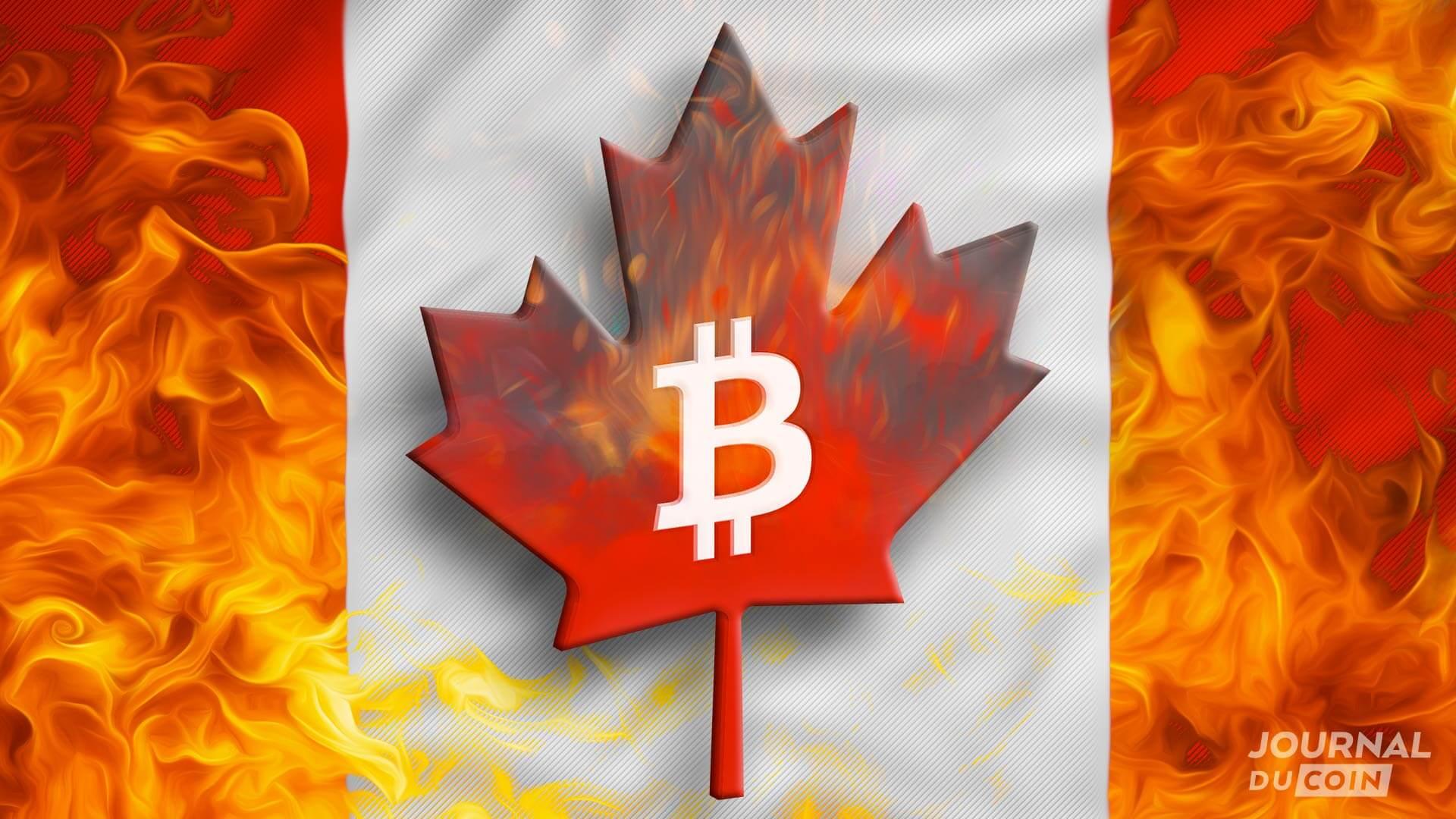 Ça sent le roussi pour Bitcoin au Canada – Quand le minage devient chauffage
