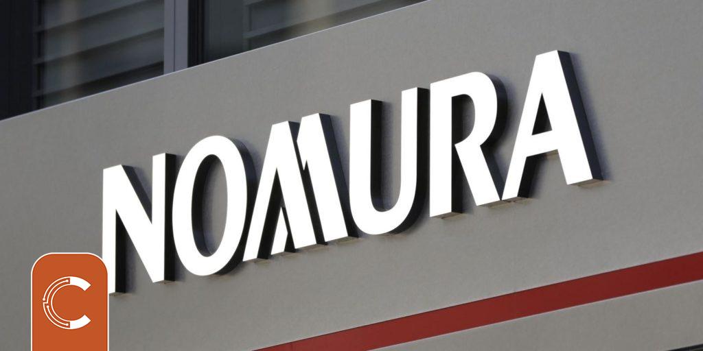 Yatırım Bankası Nomura, Japon Blockchain İşletmesine Yatırım Yaptı