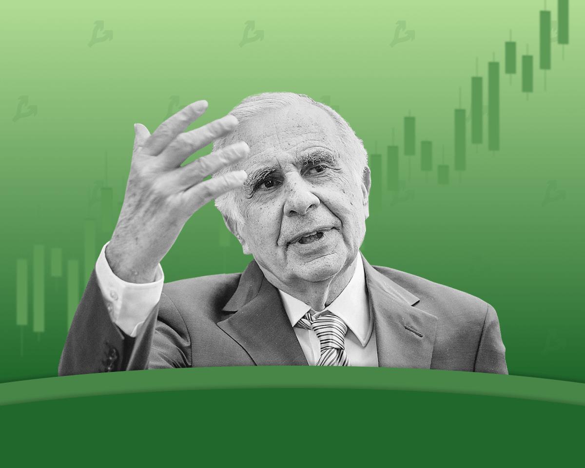Миллиардер Карл Айкан назвал биткоин страховкой от инфляции